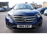 2014 Honda CR-V 1.6 i-DTEC SE 5dr 2WD Manual Diesel Estate
