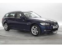 2012 (12 Reg) BMW 318D 2.0 Exclusive Edition Touring Deep Sea Blue ESTATE DIESEL