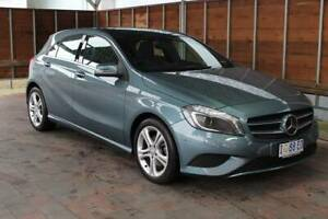 2013 Mercedes-Benz A180 BE Automatic 1.6lt Turbo Hatchback Moonah Glenorchy Area Preview