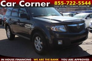 2010 Mazda Tribute S - LOADED/4WD/TOW/LEATHER/SUNROOF & MORE!!