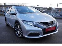 2013 Honda Civic 1.6 i-DTEC SE 5dr Manual Diesel Hatchback