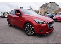2015 Mazda 2 1.5 Sport Black II 5dr Manual Petrol Hatchback