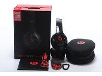 BEATS by Dr Dre STUDIO WIRELESS 2.0 LATEST BLUETOOTH HEADPHONES HEADSET BRAND NEW IN BOX - BLACK
