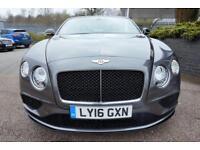 2016 Bentley Continental GT V8 S Convertibl 4.0 V8 S Mulliner Driving Spec Autom