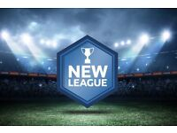 NEW!!! Rayleigh 5aside football league.