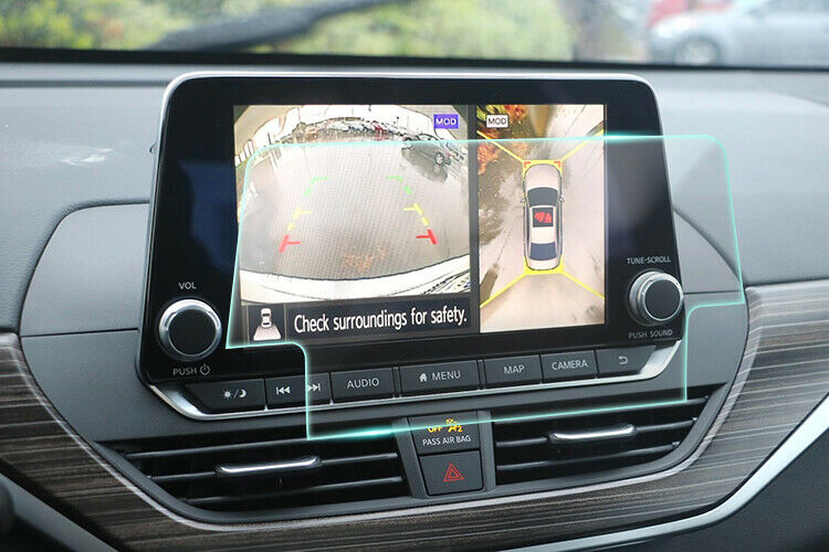 Crystal Clear Screen Protector for 2020 Nissan Altima Vehicle Navigation