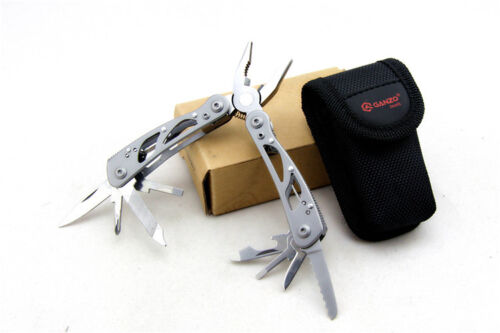 GANZO 2015S Multi Tool Pliers Knife Portable ...