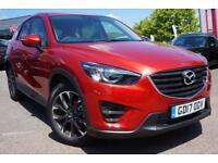 2017 Mazda CX-5 2.2d (175) Sport Nav 5dr AWD Manual Diesel Estate