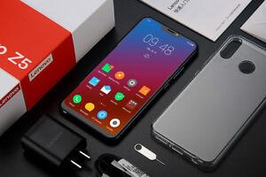 Lenovo Z5 Black Mobile Phone Octa Core 6GB Ram 64GB