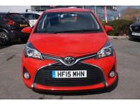 2015 Toyota Yaris 1.4 D-4D Icon 5dr Manual Diesel Hatchback