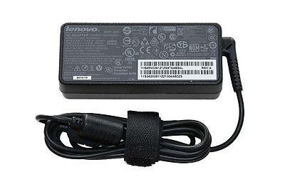 Genuine OEM Lenovo G50-45 20375 80E3 65W AC Adapter Power Adapter Charger Cord