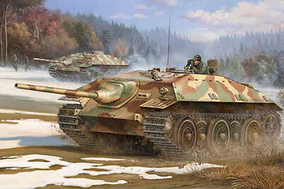 Trumpeter 1/35 00383 German E-25 Tank