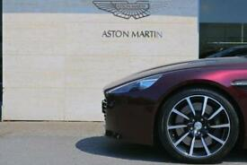 2014 Aston Martin Rapide S V12 (552) 4dr Touchtronic III Automatic Petrol Saloon