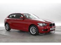 2014 (64 Reg) BMW 120D 2.0 BluePerformance SE Crimson Red 5 STANDARD DIESEL MANU