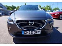 2016 Mazda CX-3 1.5d Sport Nav 5dr AWD Auto Automatic Diesel Hatchback
