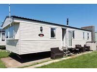 Caravan to let, rent, hire Highfield grange clacton on sea