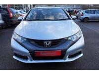 2013 Honda Civic 1.6 i-DTEC SE 5dr Manual Diesel Hatchback