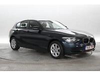2013 (13 Reg) BMW 114D 1.6 ES Midnight Blue 5 STANDARD DIESEL MANUAL
