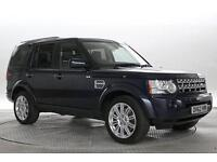 2012 (62 Reg) Land Rover Discovery 3.0 SDV6 255 HSE Baltic Blue DIESEL AUTOMATIC