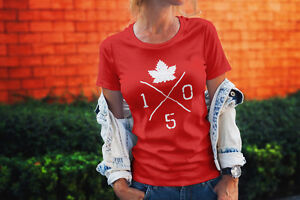 LTD EDITION Canada 150 shirts from TNAA