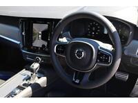 2017 Volvo S90 D4 190hp R-Design Nav Auto wit Automatic Diesel Saloon