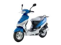 2013 50cc Pulse Scout Moped