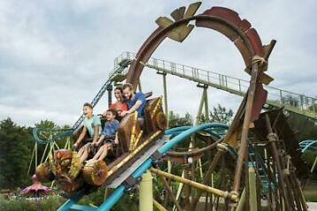 Tickets voor Walibi Belgium in Waver (2 p.)