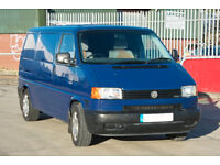 VOLKSWAGEN Transporter T4, 2002, 2461 cc, TDI, kitted as a camper