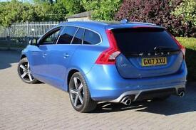 2016 Volvo V60 T4 R Design Lux Nav Auto W. Pa Automatic Petrol Estate