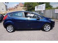 2012 Ford Fiesta 1.4 Zetec Automatic Petrol Hatchback