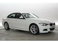 2013 (13 Reg) BMW 318D 2.0 M Sport Alpine White DIESEL MANUAL