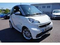 2012 Smart ForTwo Passion mhd 2dr Softouch (2010 Automatic Petrol Coupe