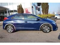 2014 Honda Civic 1.6 i-DTEC SE-T 5dr Manual Diesel Hatchback
