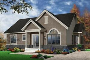 $ 156,000 NEW HOME CONSTRUCTION ON YOUR LOT