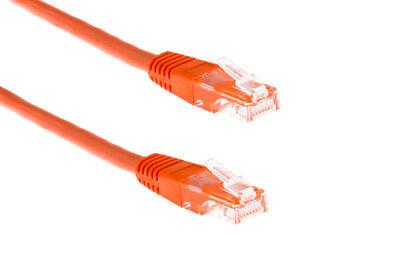Cisco ISDN BRI RJ45 Network Cable, Orange, 6ft, CAB-S/T-RJ45, Lifetime Warranty