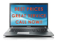 COMPUTER LAPTOP PC REPAIRS WALTHAMSTOW LEYTONSTONE WOODFORD LOUGHTON CHINGFORD EPPING NO FIX NO FEE