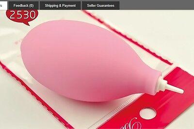 [ BISLASH ] BIS Pink Air Blower for eyelash extension bislash