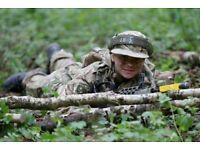 Hummerksnott Army Cadets