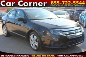 2011 Ford Fusion I4 S - FUEL EFFICIENT AND PRICED RIGHT!