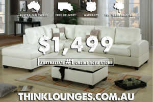 BRAND NEW HIGH QUALITY LOUNGE SOFAS CHAISE FREE DELIVERY