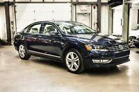 2012 Volkswagen Passat + Sports Package 2.5L Auto Highline