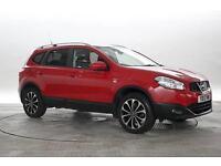 2013 (13 Reg) Nissan Qashqai+2 1.6 dCi N-Tec + Red DIESEL MANUAL