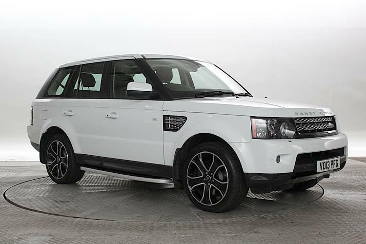 2013 13 reg land rover range rover sport 3 0 sdv6 hse. Black Bedroom Furniture Sets. Home Design Ideas