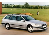 WANTED Peugeot 406 hdi estate