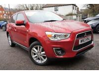 2013 Mitsubishi ASX 1.8 3 5dr Manual Diesel Estate