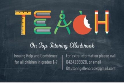 On Top Tutoring Ellenbrook and surrounds Ellenbrook Swan Area Preview