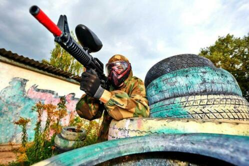 Paintball of Airsoft in België of Nederland (12 p.)