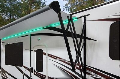 LED Motorhome RV Awning Lights (300 total)  light your outdoor camping game area