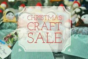 CHRISTMAS CRAFT SHOW, VILLA ITALIA RETIREMENT, SAT, NOV 18