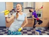 Cleaning Home and commercial